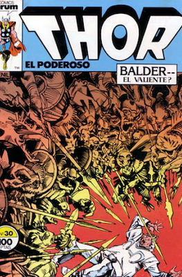 Thor, el Poderoso (1983-1987) (Grapa 36 pp) #30