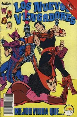 Los Nuevos Vengadores Vol. 1 (1987-1994) (Grapa 32 pp) #44