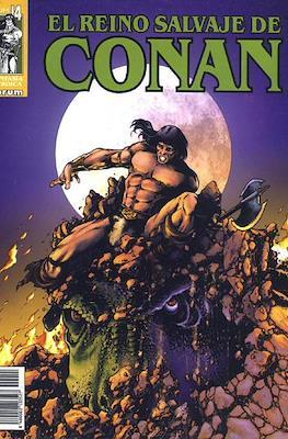 El Reino Salvaje de Conan (Grapa 48-80 pp) #14