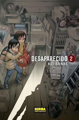 Desaparecido (Rústica con sobrecubierta) #2