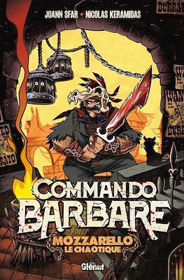 Commando Barbare #2