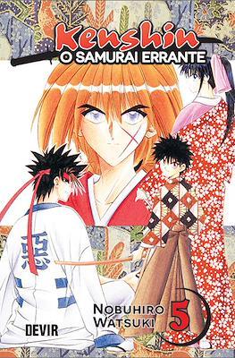 Kenshin, o Samurai Errante #5