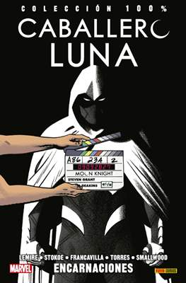 Caballero Luna. 100% Marvel (Rústica con solapas) #5
