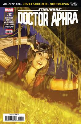 Star Wars: Doctor Aphra (Comic Book) #32