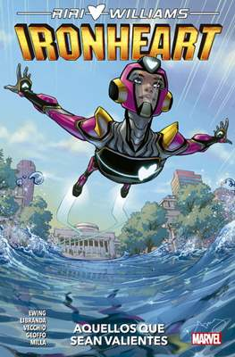 Riri Williams: Ironheart (Rústica 144 pp) #1