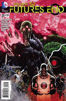 The New 52: Futures End (Comic-Book) #23