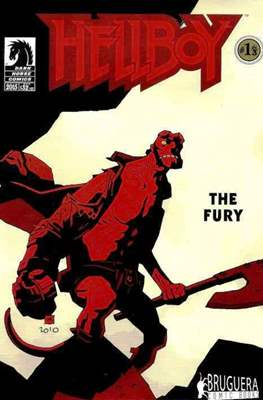 Hellboy: The Fury (Grapa) #1
