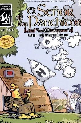 El Señor de los Panchitos (Lord of the Matutano's) (Grapa) #1