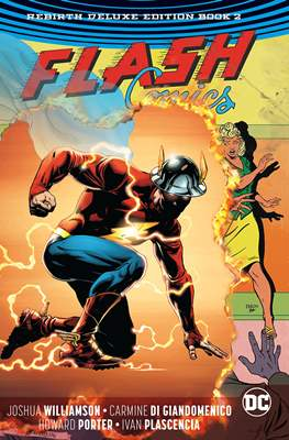 The Flash Rebirth Deluxe Edition (Hardcover) #2
