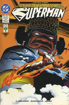 Superman. Los Gigantes Milenarios #2