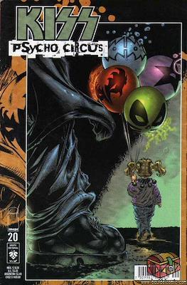 Kiss - Psycho Circus (Grapa) #20