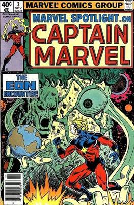 Marvel Spotlight Vol. 2 (Comic-Book) #3