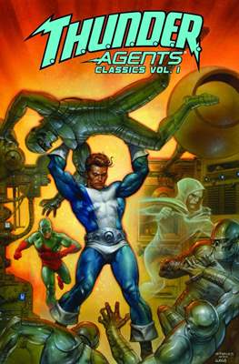 T.H.U.N.D.E.R. Agents Classics (Softcover) #1