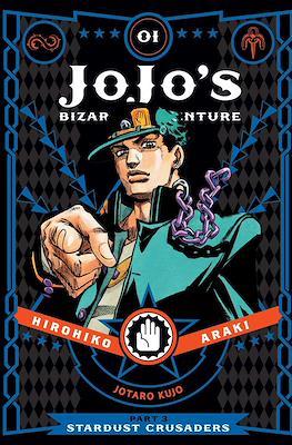 JoJo's Bizarre Adventure: Part 3--Stardust Crusaders (Hardcover) #1