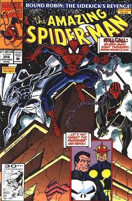 The Amazing Spider-Man Vol. 1 (1963-1998) (Comic-book) #356