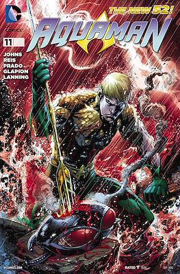 Aquaman Vol. 7 (2011-2016) (Comic-book) #11
