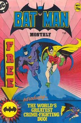 Batman Monthly