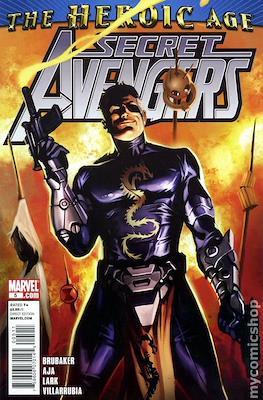 Secret Avengers Vol. 1 (2010-2013) (Grapa) #5