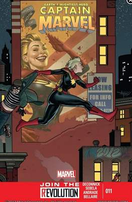 Captain Marvel Vol. 7 (2012-2014) (Comic-Book) #11