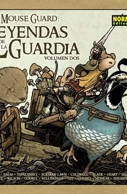 Mouse Guard. Leyendas de la Guardia (Cartoné 144 pp) #2