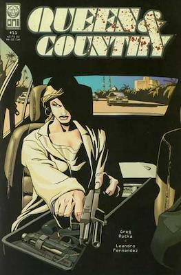 Queen & Country (Comic Book) #11