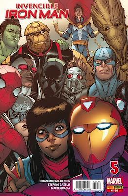 El Invencible Iron Man Vol. 2 (2011-) (Grapa - Rústica) #80