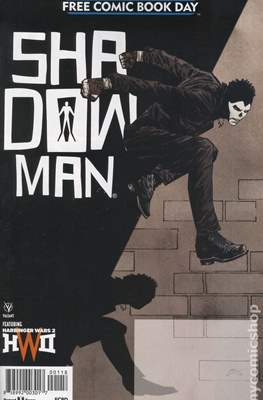 Shadowman Special - Free Comic Book Day 2018