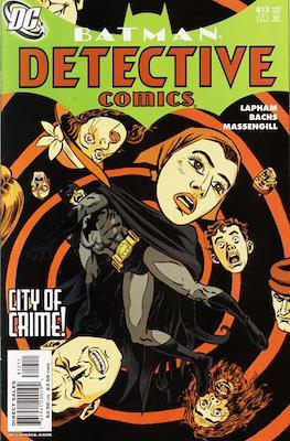 Detective Comics Vol. 1 (1937-2011; 2016-) (Comic Book) #812