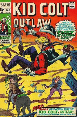 Kid Colt Outlaw Vol 1 (Comic-book.) #140