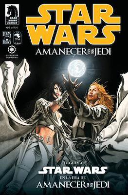 Star Wars Amanecer de los Jedi