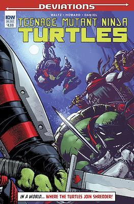 Deviations - Teenage Mutant Ninja Turtles