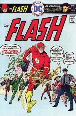 Flash vol. 1 (1959-1985) (Grapa, 32 págs.) #239