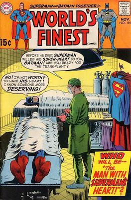 World's Finest Comics (1941-1986) (Grapa) #189