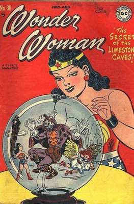 Wonder Woman Vol.1 (1942-1986; 2020-) (Comic Book) #30