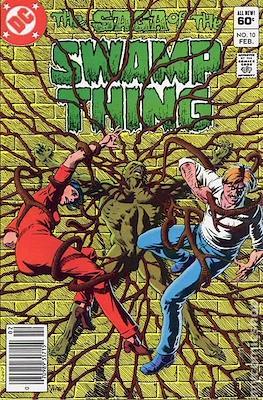 Swamp Thing (1982-1996) #10
