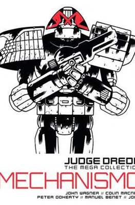 Judge Dredd: The Mega Collection #2