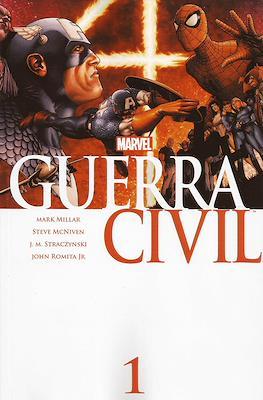 Guerra Civil (Rústica) #1