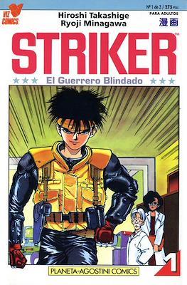 Striker, el guerrero blindado #1