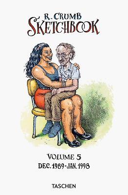 R. Crumb. Sketchbook (Hardcover 440 pp) #5