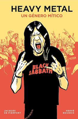Heavy Metal: Un género mítico (Cartoné 72 pp) #