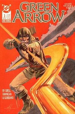 Green Arrow Vol. 2 (Comic-book.) #3
