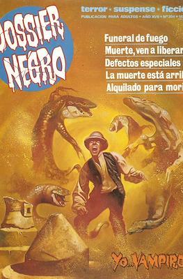 Dossier Negro (Rústica y grapa [1968 - 1988]) #204