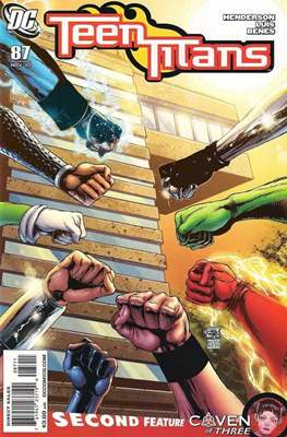 Teen Titans Vol. 3 (2003-2011) (Comic Book) #87