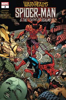 The War Of The Realms: Spider-Man & the League of Realms (Comic Book) #3