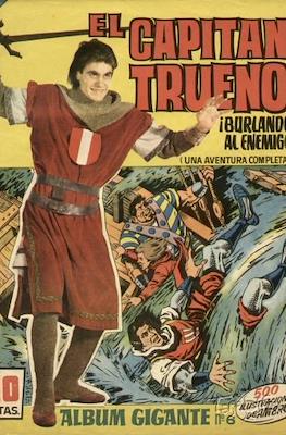 El Capitán Trueno. Album gigante #6