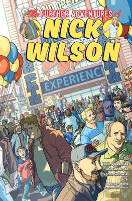 The Further Adventures Of Nick Wilson (Comic-book) #5