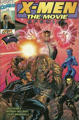 X-Men The Movie Special Edition