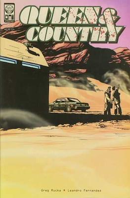 Queen & Country (Comic Book) #9