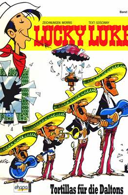 Lucky Luke (Softcover) #28