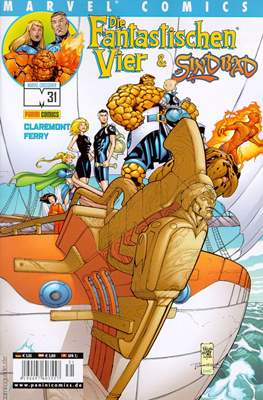 Marvel DC Crossover (Heften-Softcover) #31